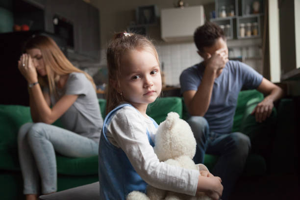 How to Help Your Kids Cope with Separation and Divorce Anxiety