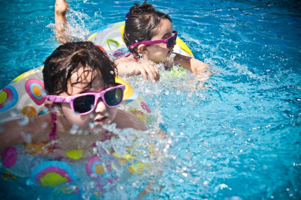 Summer safety tips for children